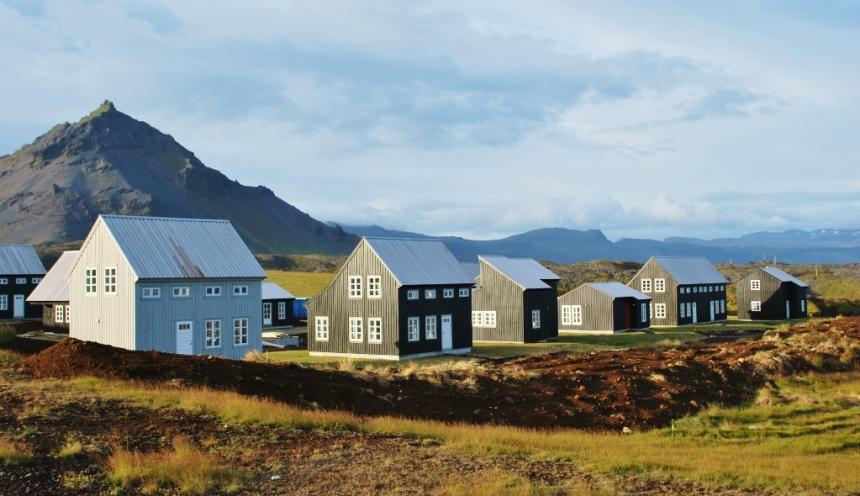 Hellnar Islandia Vilas Europeias
